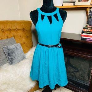Kendall & Kylie Cutout Dress